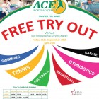 ACE Free Try Out !!!