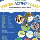 Ace Winter Activity Camp