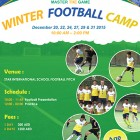 Ace Winter Football Camp