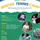 Ace Winter Tennis camp @ Al Murooj Rotana