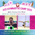 Gymnastic Camp 2020