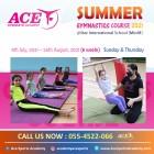 Summer Gymnastics Course 2021