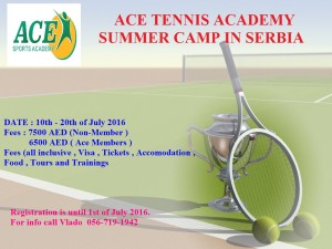 Ace_tennis_camp_in_serbia_Poster