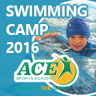 Ace Winter Swimming Camp 2016