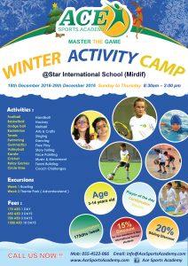Winter Activity Camp