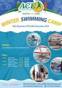 Winter Swimming Camp