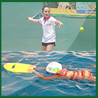 Swimming & Tennis programs at Shorooq Community