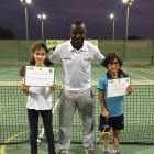Tennis lessons at Mirdif Tennis Centre