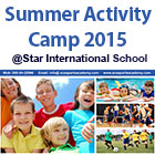 Summer Camp at Star International School (Mirdif) 2015