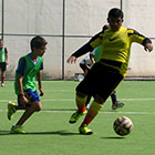 Ace Sports Academy Football Team friendly match