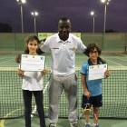 Tennis lessons at Mirdif Tennis Centre