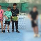 Tennis in Mirdif !!
